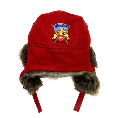 BOMBER CAP(alpeine club switzerland)