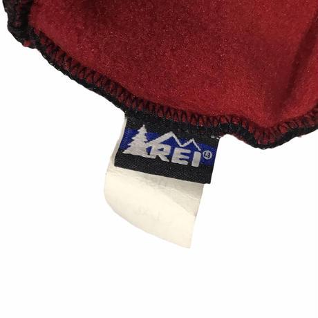 REI Fleece Beanie MADE IN USA