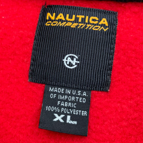 NAUTICA NAUTECH FLEECE MADE IN USA  size XL