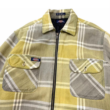 Dickies Quilting Liner Shirt Jacket size L程