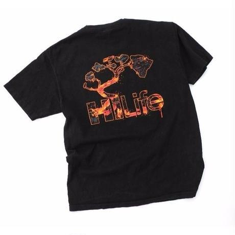 HiLife clothing HAWAII T-shirt SIZE-L程