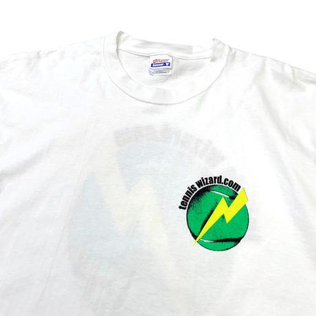TENNIS WIZARD T-SHIRT size XL〜XXL程