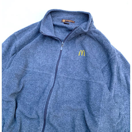 McDonald's FLEECE JACKET  size XL