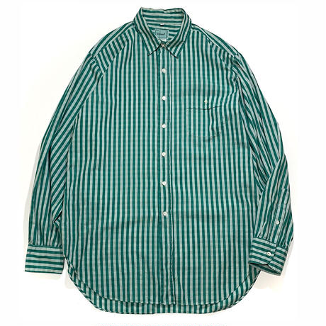 Island Check Shirt Made in France size XL
