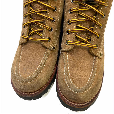 💁♀️WOMEN POLO SPORT SUEDE BOOTS size 6B