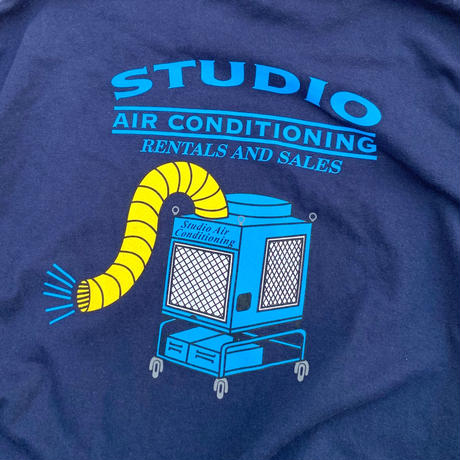 STUDIO AIR CONDITIONING T-SHIRT  size XL
