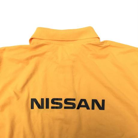 NISSAN Polo shirt Size-XL
