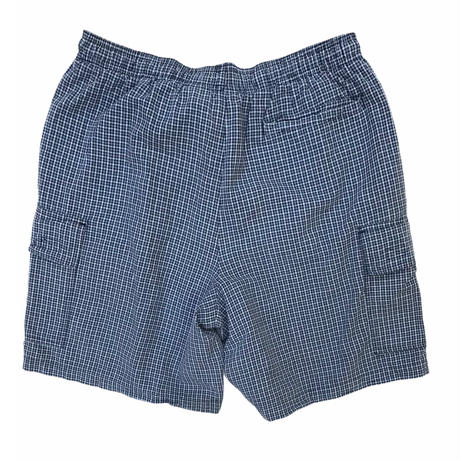 BASIC EDITIONS Easy COTTON Check Shorts Size-M 実寸L程