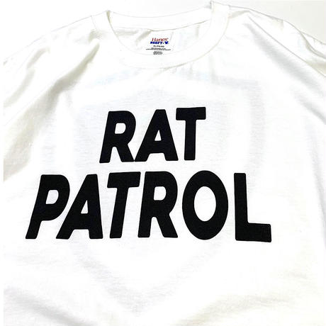 NEW RAT PATROL T-SHIRT size XL