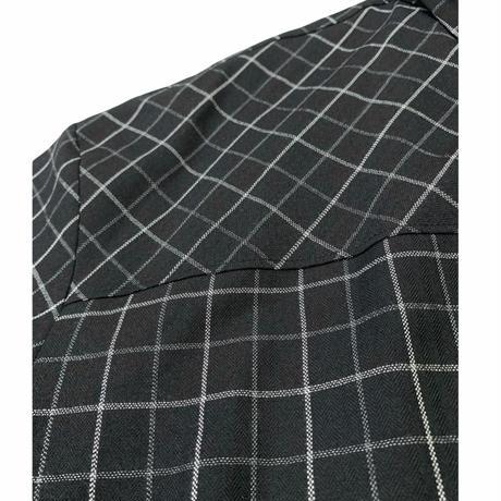 BROOKS BROTHERS SHIRT COAT(SILK,COTTON) size XXL