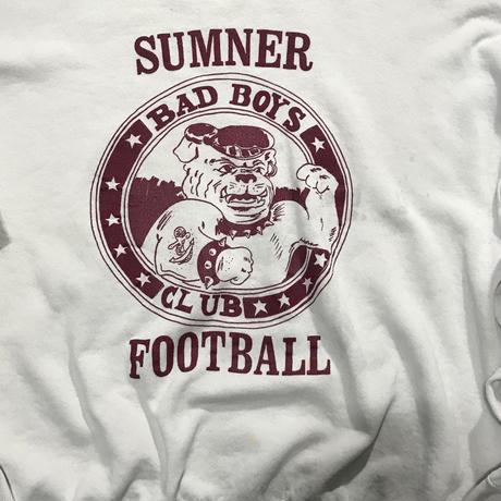 BAD BOYS CLUB Sweater Size-M〜L程 80s~