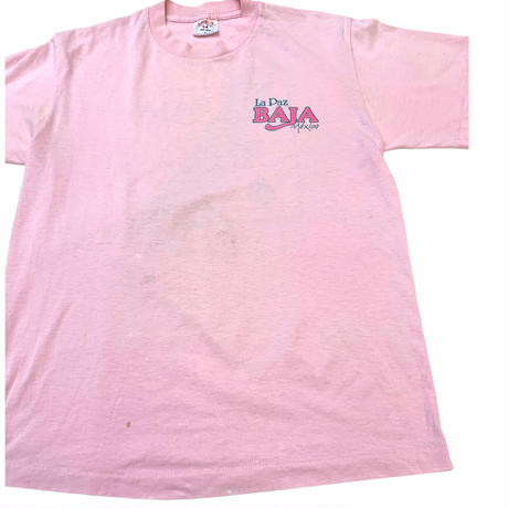 1990 BAJA MEXICO T-SHIRT MADE IN USA🇺🇸 size S〜M程