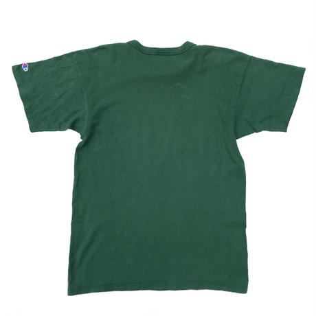 "Champion ""COOK COLLEGE"" T-shirt Size-L MADE IN USA"