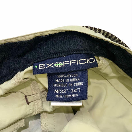 EX OFFICIO NYLON SHORTS size M