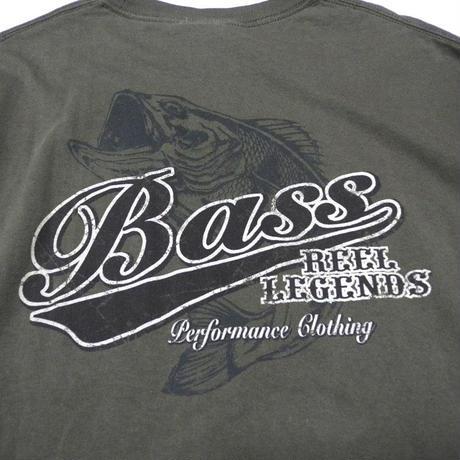 Bass REAL LEGENDS L/s T-SHIRT XL