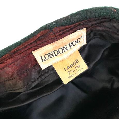 LONDON FOG WOOL HUNTING MADE IN USA