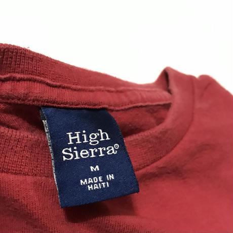 High Sierra   Line Tee Size-S or M