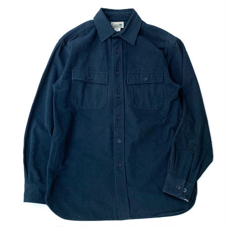 L.L.Bean Chamois Cloth Shirt size S