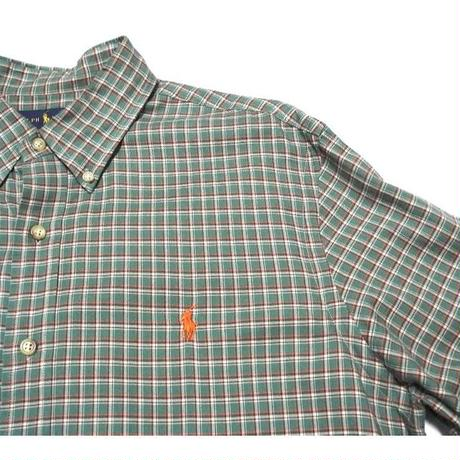 Polo by Ralph Lauren  BD Shirts  SIZE-L  SLIM FIT
