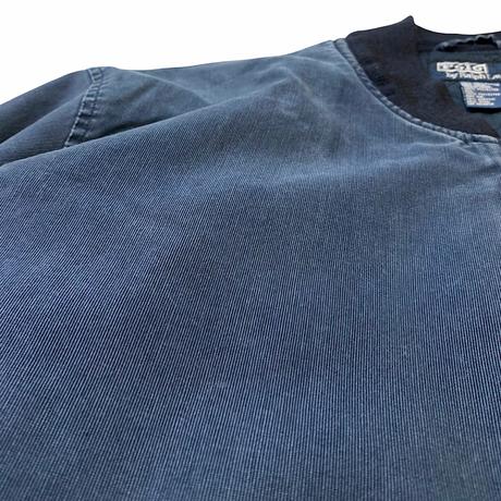 Polo Ralph Lauren Navy Pique Jacket size L