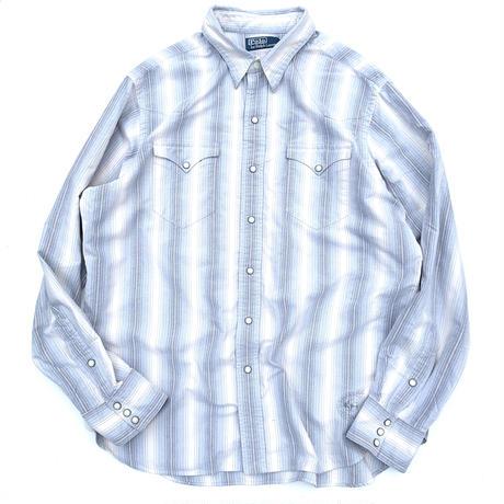Polo Ralph Lauren Western Shirt  size XL