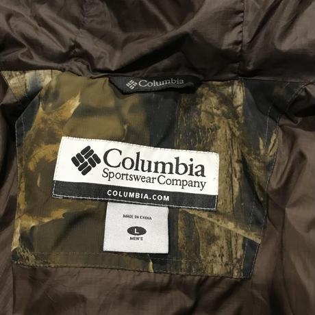 Columbia Realtree Jkt Size-L