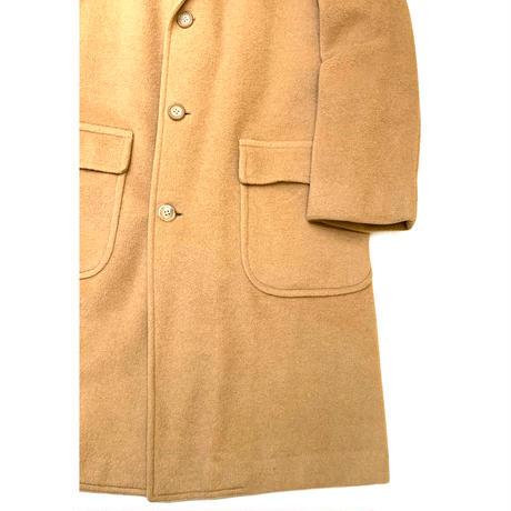 🐫80's〜 BROOKS BROTHERS CAMEL×WOOL COAT size M程