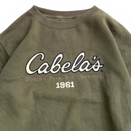 Cabela's Sweater size S