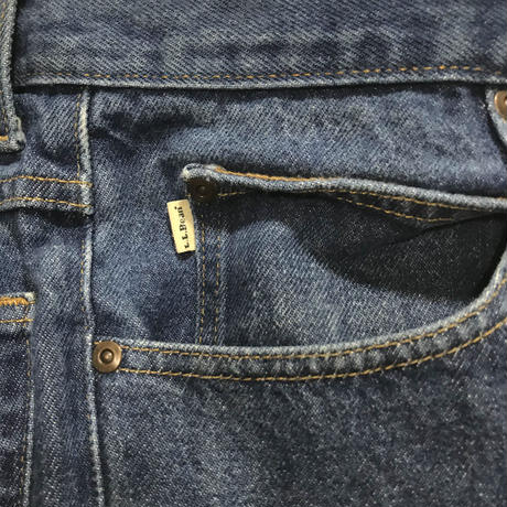"L.L.Bean Denim pants ""CLASSIC FIT"" Size w32 L30"