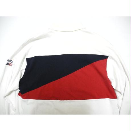 NEW   NAUTICA L/s Rugby Shirt L