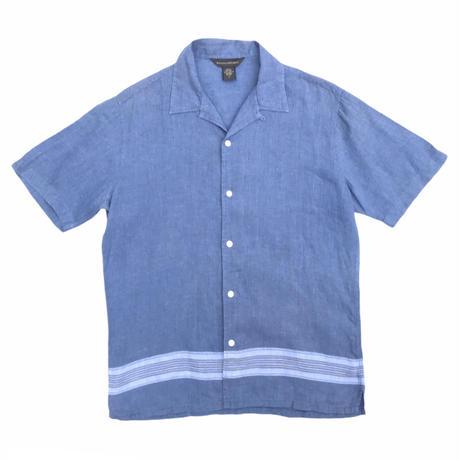 BANANA REPUBLIC 100%LINEN S/s Shirt Size-S