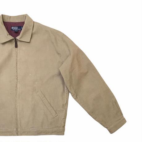 Polo Ralph Lauren🐎  Corduroy Swing top Jkt Size-L