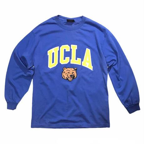 UCLA L/s Tee Size-L