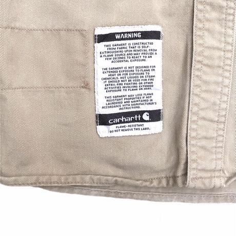 Carhartt FR🔥🚫 Work Shirt Size-XXL