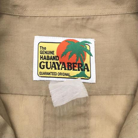 Zip Cuba Shirts Size-L程