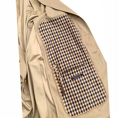Aquascutum Soutien Collar Coat size M程