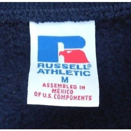 RUSSELL ZIP-UP SWEATER M