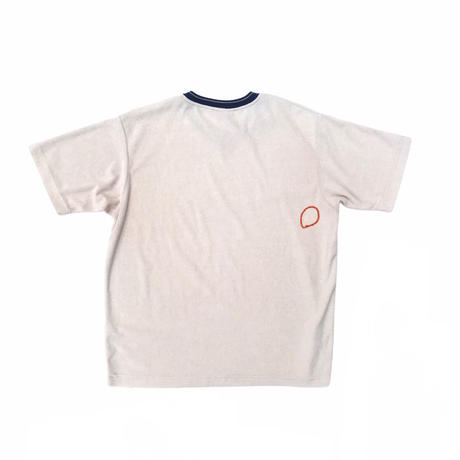 """Stussy Pile Tee Size-L """"MADE IN OZ"""" 90s~"""