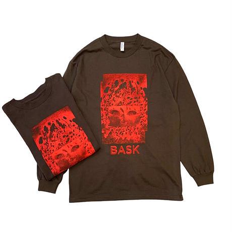 BASK L/S T-SHIRT size L,XXL