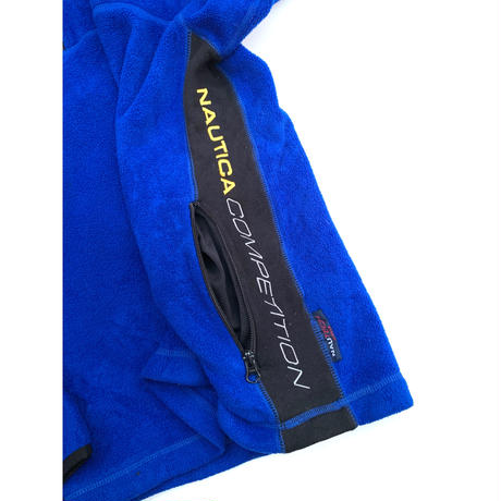 NAUTICA NAUTECH FLEECE MADE IN USA size M