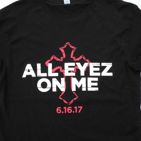 2PAC ALL EYEZ ON ME  MOVIE T-shirt M