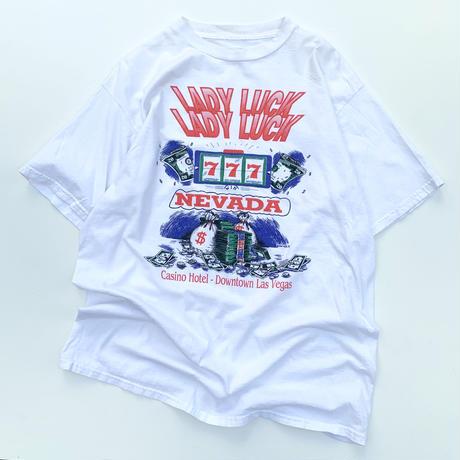 LADY LUCK T-SHIRT size XL程