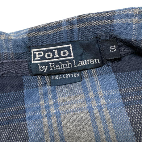 Polo by Ralph Lauren Check Polo Shirt size S