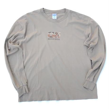 CNN L/s T-shirt Size-XL