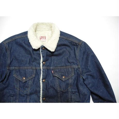 Levis Boa Denim Jacket size   indigo-L           brown XL SOLD