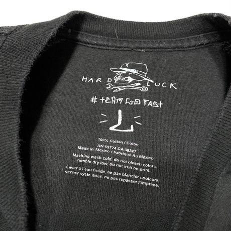 HARD LUCK T-SHIRT size L