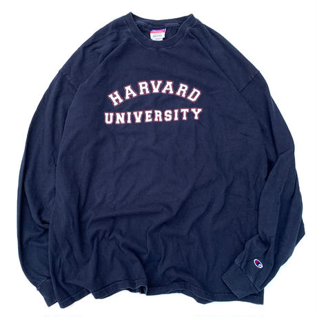 CHAMPION HARVARD L/S T-SHIRT size XXL