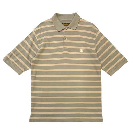 Timberland  Border Polo Shirt size M〜L程