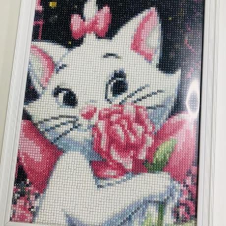 マリー おしゃれキット ダイアモンドアート A4サイズ