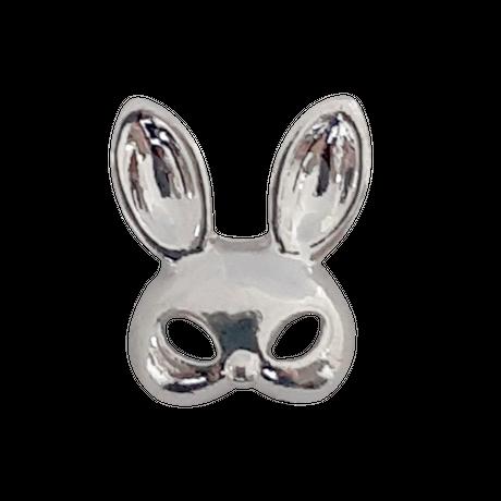 6月1日発売☆KiraNail ラビットマスクパーツ シルバー ♪新色♪